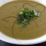 receta crema verduras