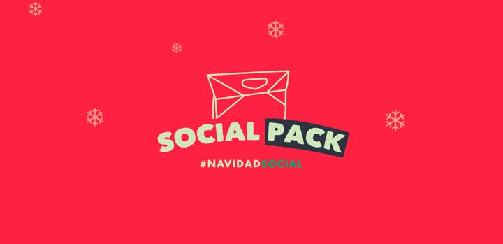 regalo navidad sustentable verde pack social